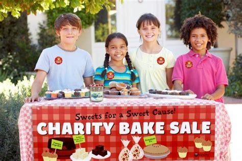 Kinder Verkaufen by Charity Bake Sale Kit Bizainy