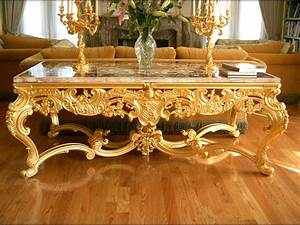 coffee table contemporary glass and gold coffee table With gold glass coffee table set