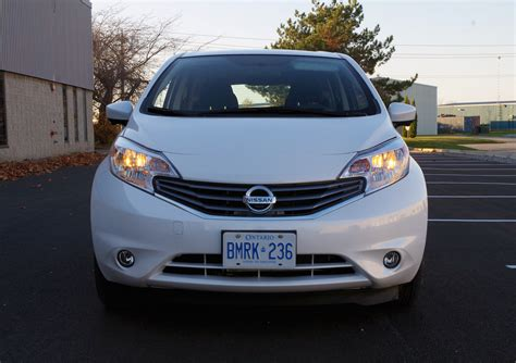 nissan note 2016 review 2016 nissan versa note sl canadian auto review