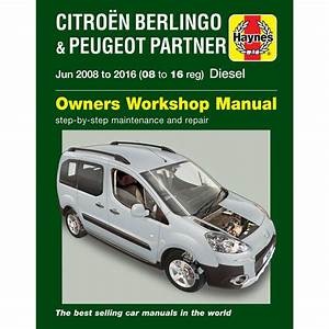 Citroen Berlingo Multispace And Van B9 Ii 1 6 Diesel Jun