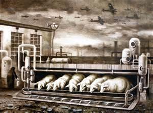 Sci-Fi Surreal Art