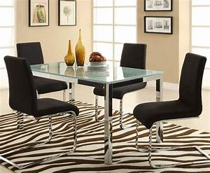 Glass Top Dining Room Sets