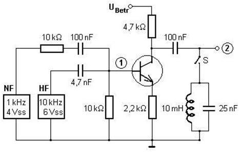 Amplitude Modulation Selective Transistor Amplifier