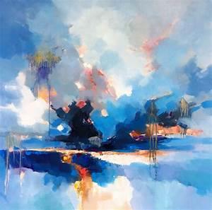 Jinsheng, You, Artwork, Original, Abstract, Oil, Painting, On
