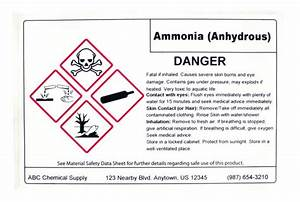 chemical hazard labels do yours look like this yet With ghs labels include