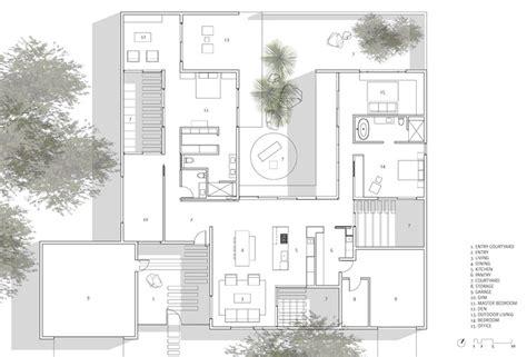 courtyards house hk associates  archdaily