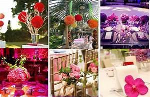 Decoration Salle Mariage Pas Cher : idee deco mariage originale le mariage ~ Teatrodelosmanantiales.com Idées de Décoration