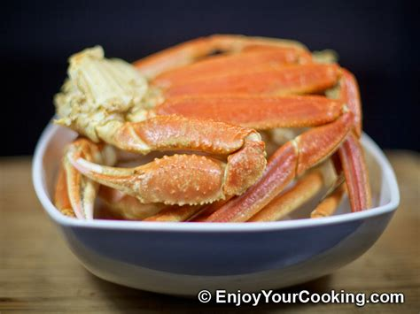 cooking snow crab legs boiled snow crab legs with old bay seasoning recipe my homemade food recipes tips