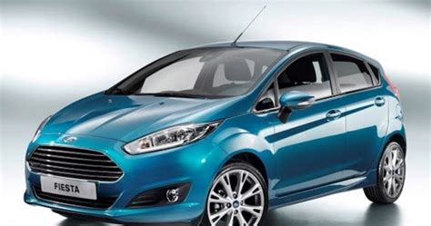 ford fiesta rs specs ford car review
