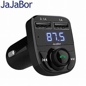 Auto Fm Transmitter : buy jajabor bluetooth car kit fm ~ Kayakingforconservation.com Haus und Dekorationen
