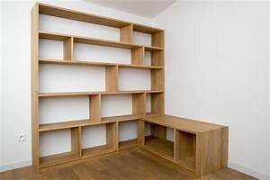 Bibliotheque Meuble TV D39angle Par Billbaroud Sur L
