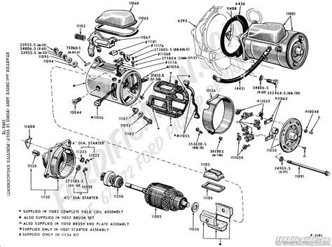 diagram ford expedition starter diagram