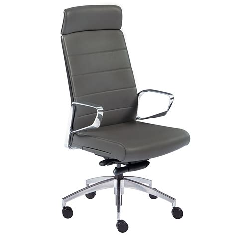 gotan gray modern executive office chair eurway