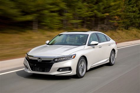honda accord  test motor trend