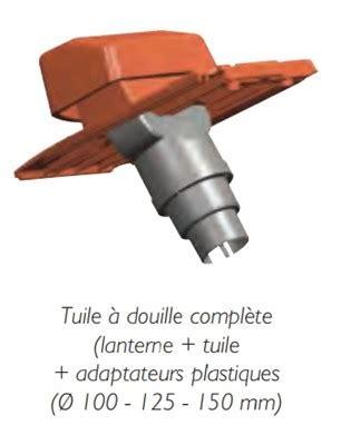 Tuile Chapeau by Tuile A Douille Chapeau 216 100 125 150 Mm Signy Rustique
