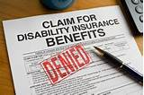 Claim For Disability Insurance Benefits Images