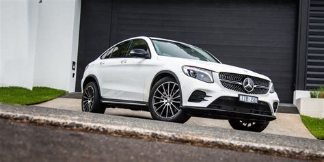 mercedes benz glc coupe review caradvice