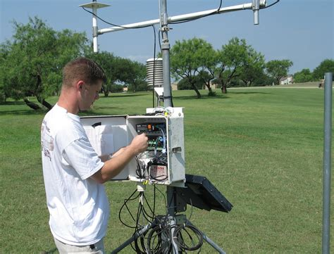 San Antonio Texas Weather Station