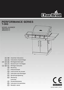 Char Broil Parts Diagram