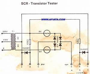 Transistor Tester For Repair