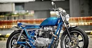Racing Caf U00e8  Yamaha Xs 650 Special By Motor Rock