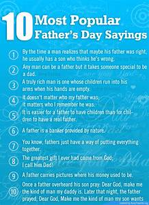 10 Most Popular Fathers Day Sayings Pictures, Photos, and ...