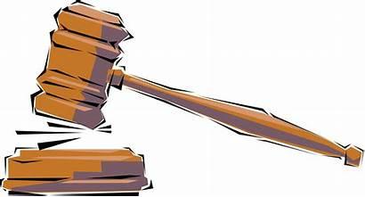 Gavel Judge Clipart Court Hammer Judging Clip