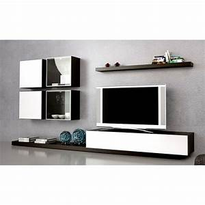 13 best images about meuble tv on pinterest tv unit With meuble mural