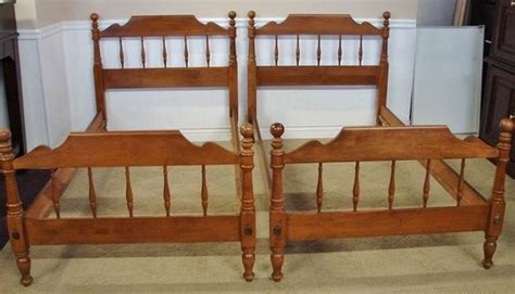 Ethan Allen Bunk Beds by Vintage Ethan Allen Maple Beds Bunk Bed For Sale In