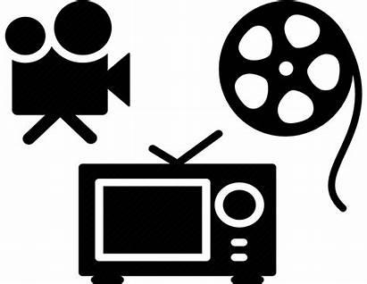 Tv Film Clipart Transparent Webstockreview Films Camera