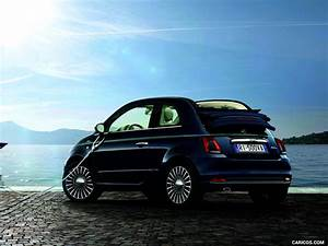 Fiat 500 Riva : 2017 fiat 500 riva color sera blue rear three quarter hd wallpaper 3 ~ Medecine-chirurgie-esthetiques.com Avis de Voitures