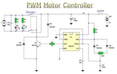 Pulse Width Modulation Motor Control