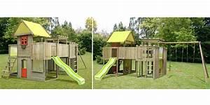 Aire De Jeux Soulet : soulet chambord station de jeux en bois 3 agr s ~ Melissatoandfro.com Idées de Décoration