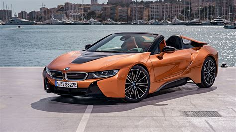 Bmw I8 Roadster Photo by 2018 Bmw I8 Roadster 4k 2 Wallpaper Hd Car Wallpapers