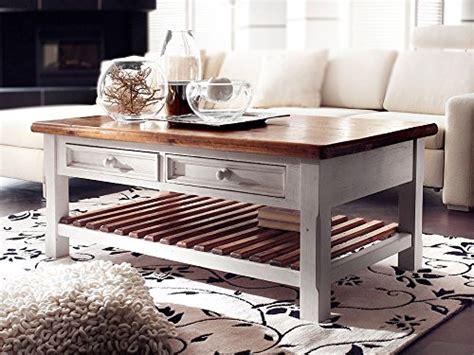 Beistelltisch mit schublade couchtisch skandinavisch wohnzimmer holz weiß / grau. | Möbel24 | Couchtisch Holz Massiv mit Schublade Bodde alt ...