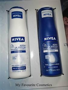 My Favourite Cosmetics  Nivea