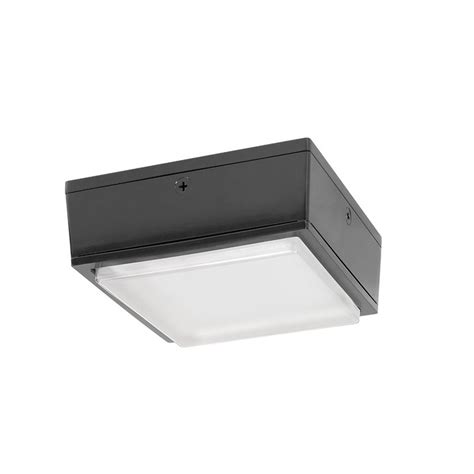 Led Canopy Light Fixtures by Rab Vanled75 Vandal Resistant Led Canopy Light Fixture 75