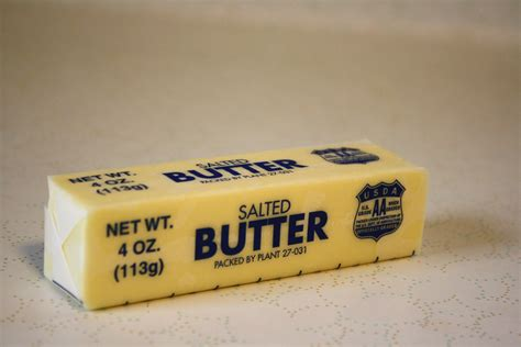 how big is a stick of butter butter me up getting through this