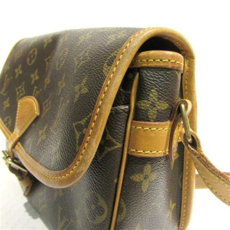 louis vuitton sologne crossbody shoulder bag  monogram  lv ebay