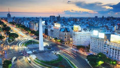 A Short Area Guide To Buenos Aires Argentina Metro News