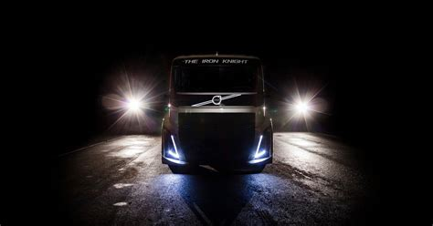 volvo iron knight news specs teaser digital trends