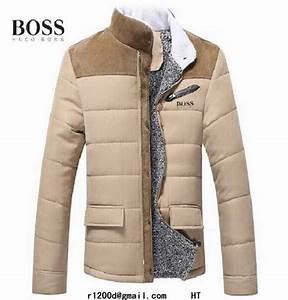 Veste Hugo Boss Sport : veste hiver hugo boss ~ Nature-et-papiers.com Idées de Décoration