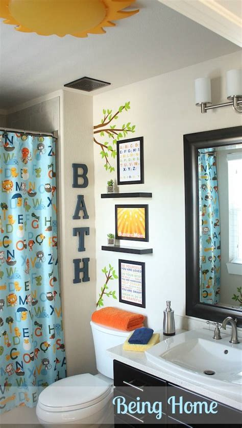 bathroom ideas for boy and best boy bathroom ideas on kid bathroom