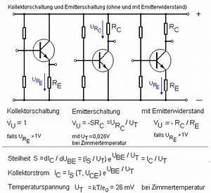Transistor Als Schalter Berechnen : grundlagen transistor ~ Themetempest.com Abrechnung