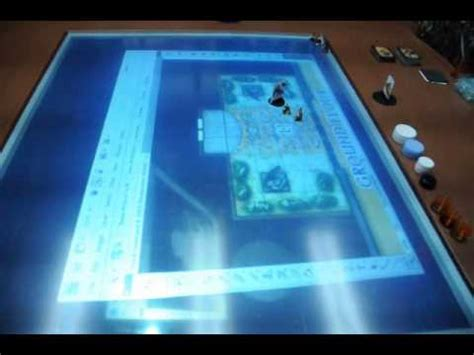 ultimate rpg gaming table youtube