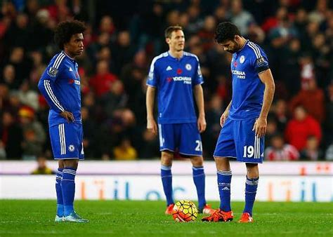Chelsea are officially the worst Premier League defending ...