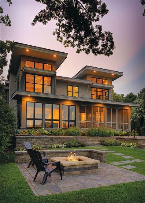 design awards  homes modern lake house lake house plans modern house plans