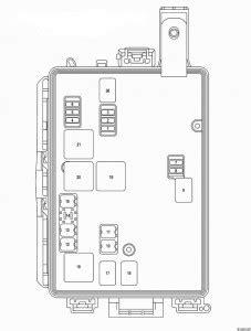 dodge challenger rtsrt   fuse box diagram