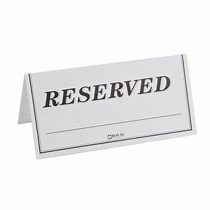 reserved sign template pictures to pin on pinterest With double sided name tent template