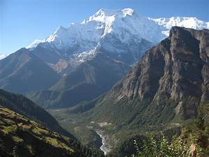 GeoPicture of the week: Annapurna
